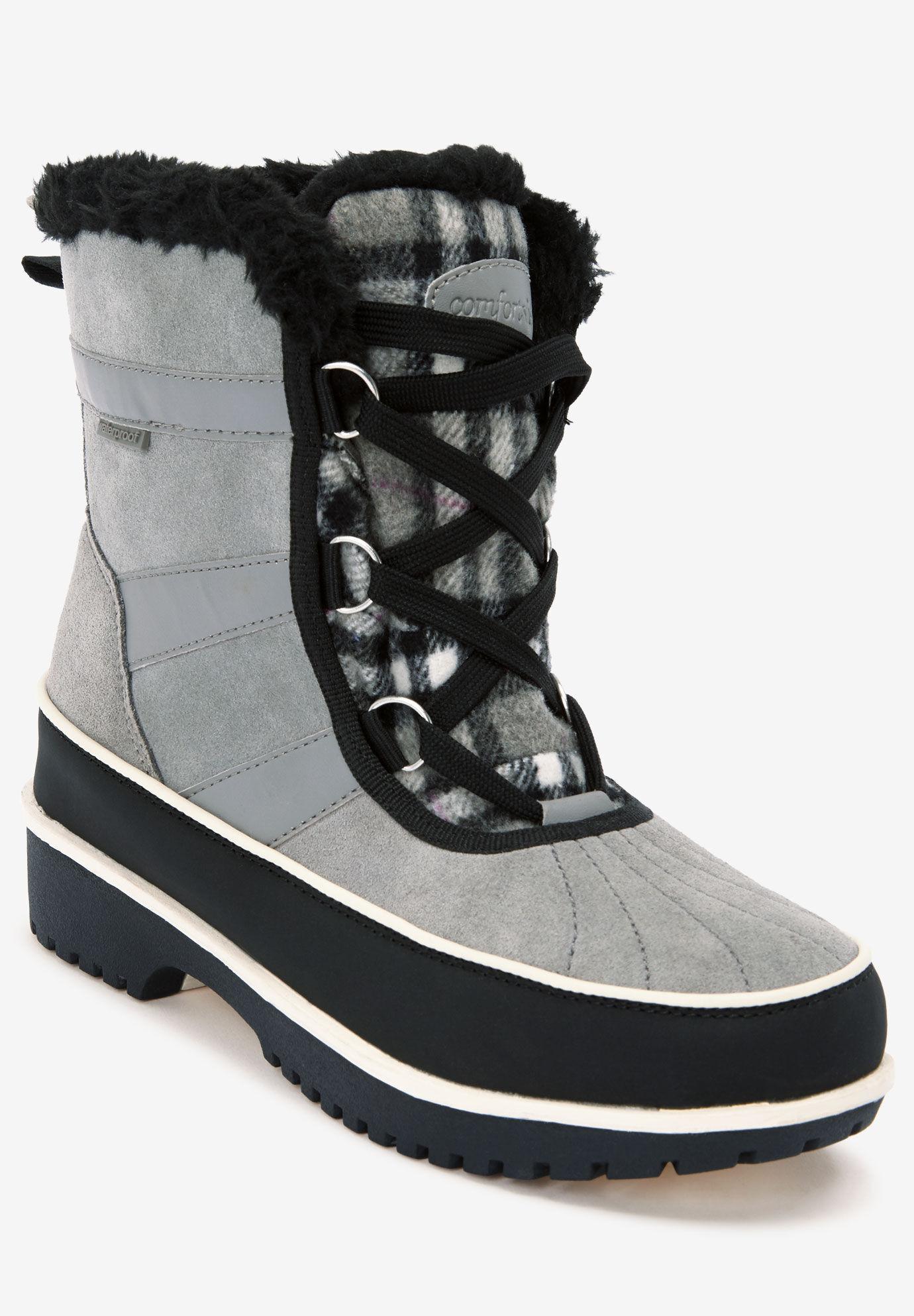 Wide Width Winter Boots for Women | One
