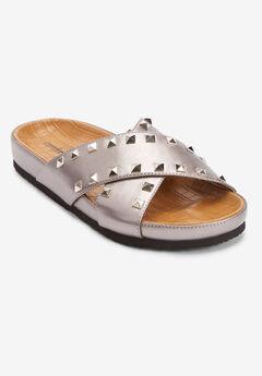 Gia Footbed Sandal ,