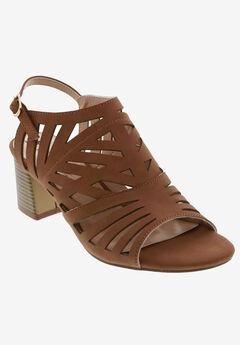 Shadow Heeled Sandal,