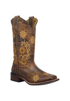 Secret Garden Wide Calf Boots,