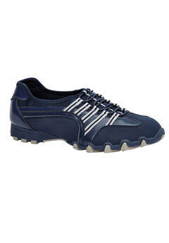 The Tory Sneaker , NAVY