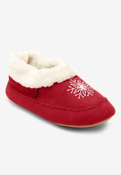 The Snowflake Slipper ,
