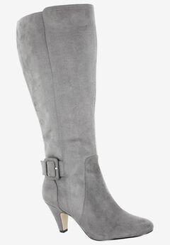 Troy II Plus Wide Calf Boot ,
