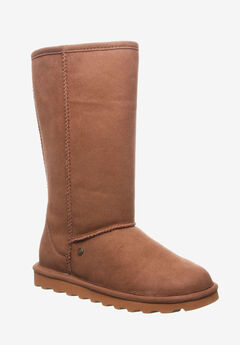 Elle Tall Vegan Bootie ,