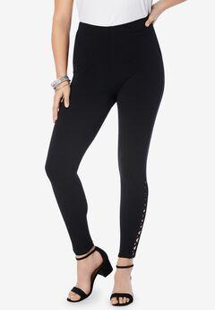 Lattice Essential Stretch Legging,