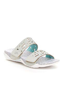 Wildflower Slide Sandals ,