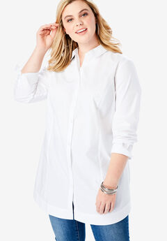 Tie-Back Big Shirt,