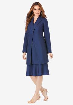 Duster Jacket Dress,