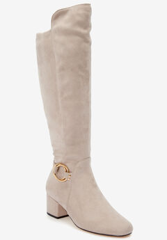 The Ruthie Wide Calf Boot ,