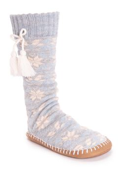 Sock With Tassels Slippers,