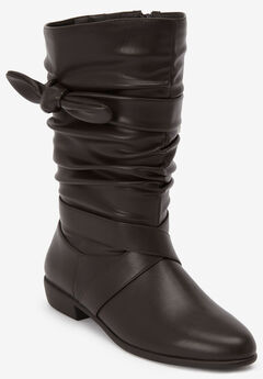 The Heather Wide Calf Boot ,