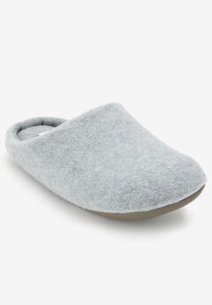 The Carita Clog Slipper by Comfortview®,
