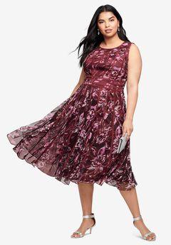 Mesh Dress,