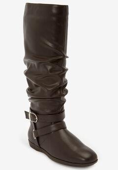 The Arya Wide Calf Boot ,
