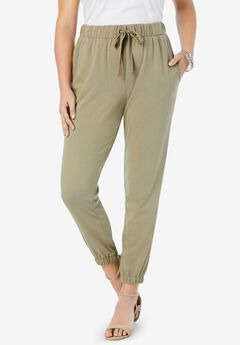 French Terry Jogger,