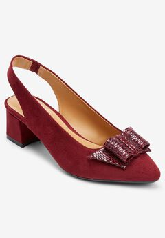 The Annette Slingback ,