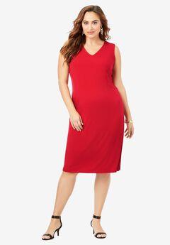 Ultra Smooth Sheath Dress,