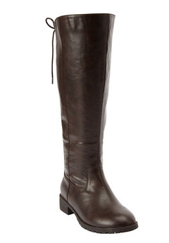 Charleston Wide Calf Boot ,