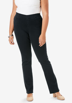The Bootcut No-Gap Jean by Denim 24/7®,