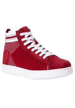 Nova Mid-Cut Slip Resistant Sneaker,