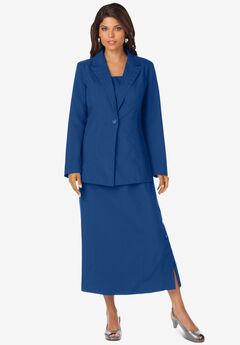 Side Button Jacket Dress,