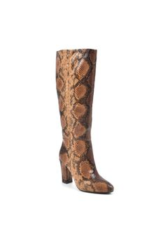 Cosmic Wide Calf Boot,