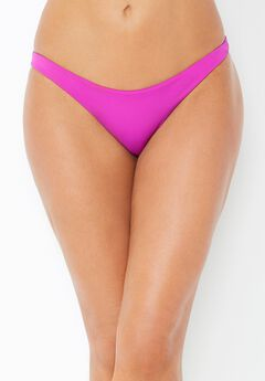 Cheeky Swim Brief, BEACH ROSE