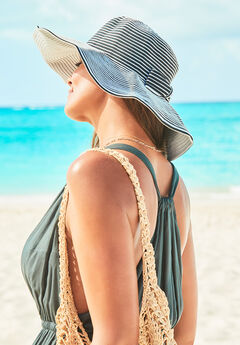 Ribbon Sun Hat,