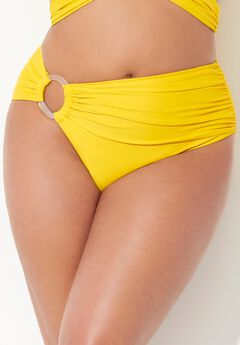 GabiFresh Ring Bikini Bottom, MEDALLION