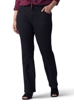 Women's Flex Motion Regular Fit Bootcut Jean - Plus,