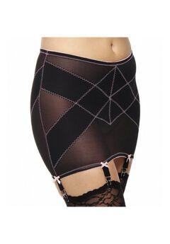 Open Bottom Girdle,