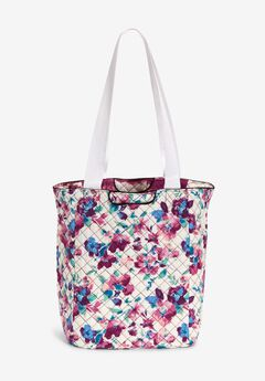 Reversible Quilted Tote,