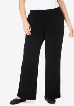Best Dressed® Essential Wide Leg Pant,