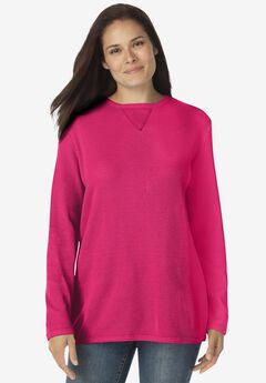 Thermal Sweatshirt,