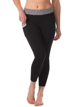 Luxe Body Control Top Leggings ,