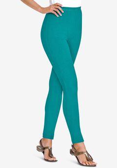 Stretch Cotton Legging,