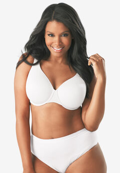 Seamless Hi-Cut Brief,