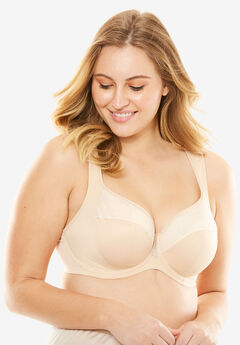 Heather Banded Underwire Bra 6060,