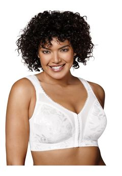 18 Hour Custom Flex Back Wirefree Bra,
