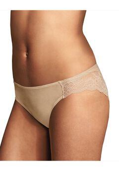 Comfort Devotion® Lace Back Tanga ,
