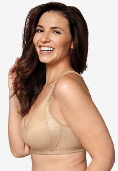 Playtex® 18 Hour® Back and Side Smoothing Wireless Bra 4049B,