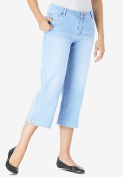 The Perfect Capri Jean,