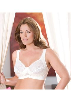 Stretch Lace Softcup Bra ,