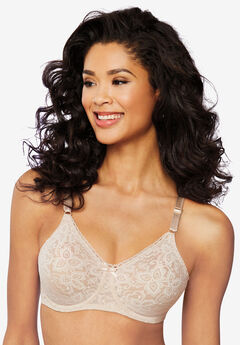 Lace 'n Smooth® Bra 3432,