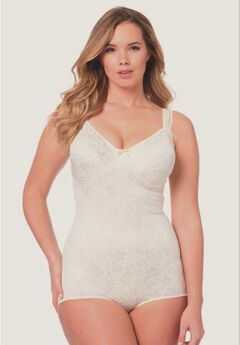 Printed Soft Cup Comfort Body Briefer ,