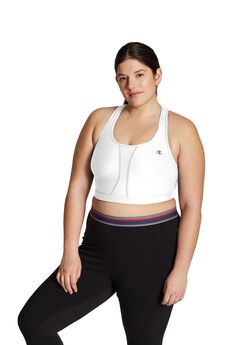 The Vented Plus Sports Bra ,