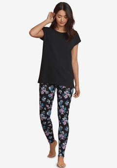 2-Piece Knit Legging Pajama Set,