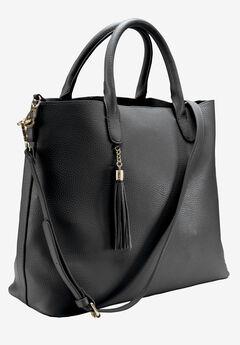 Multi-Strap Tote Bag,