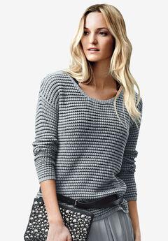 Chunky Knit Sweater,