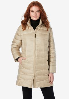 Plus Project Long Puffer,